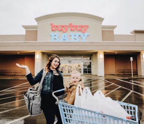 Shopping at BuyBuy Baby